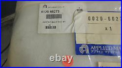 0020-60273, AMAT, APPLIED MATERIALS COVER RING 8inch HTR 101, NEW