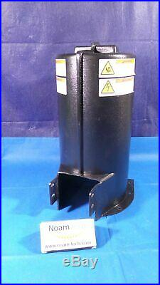 0030-00082 Cover, Gear Head / 0030-00082 / Rev 004 / Black / from 300mm Chamber