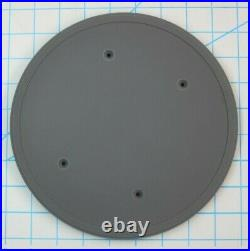0200-10153 / Plate, Cover, 8 Heater, Alum Nitride / Applied Materials Amat