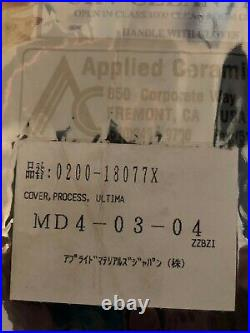 0200-18077 AMAT COVER, PROCESS, ULTIMA Brand New