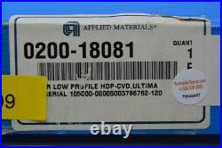 0200-18081 / Cover Low Profile Hdp-cvd, Ultima / Applied Materials Amat