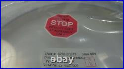 AMAT Applied Materials 0200-00673 8 Cover Ring Endura 200mm Used Working
