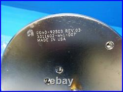 Applied materials/ AMAT 0040-92503 REV. 03 Ring, Cover, Low Profile RF PVD